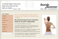 Physiotherapie Antretter